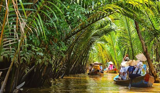 Ofrece Delta del Mekong posibilidades para el agroturismo hinh anh 1