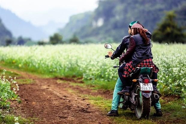 Destacan a Vietnam entre los mejores paises para viajar en motocicleta hinh anh 1