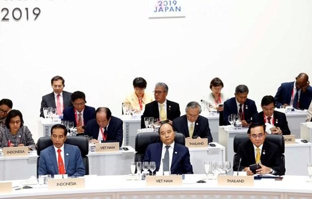 Primer ministro de Vietnam participa en actividades de Cumbre de G20 hinh anh 1