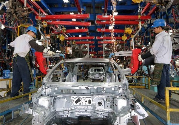 Aumenta 6,76 por ciento el PIB de Vietnam en el primer semestre de 2019 hinh anh 1