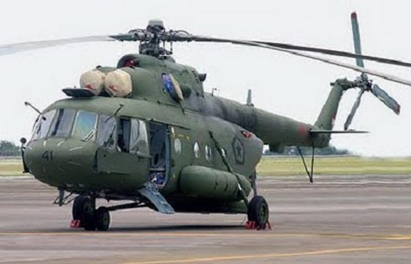 Desaparece helicoptero militar indonesio con 12 personas a bordo hinh anh 1