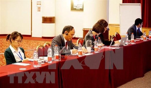 Seminario en Rusia busca soluciones pacificas para disputas del Mar del Este hinh anh 1