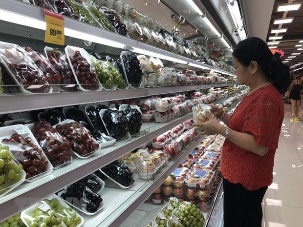 Indice de Precios de Ciudad Ho Chi Minh disminuye 0,04 por ciento en junio hinh anh 1