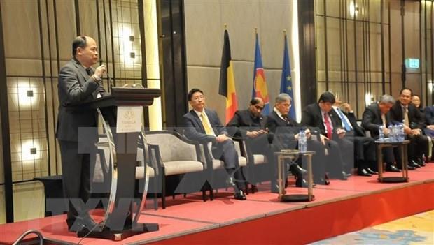 EVFTA creara nuevas oportunidades para Vietnam hinh anh 1