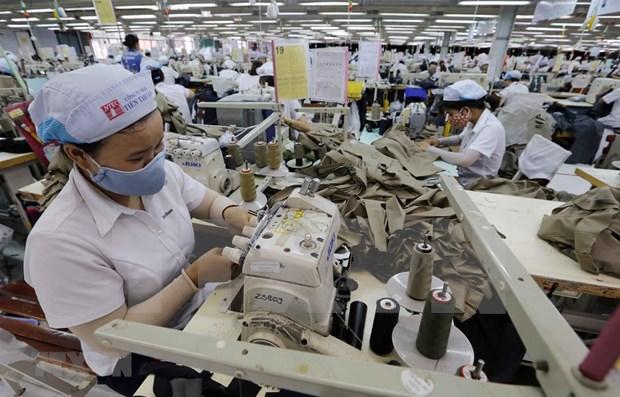 Convertira EVFTA a Vietnam en entrada de empresas europeas en ASEAN hinh anh 1