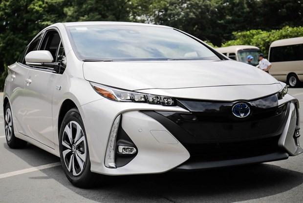 Invierte Toyota casi dos mil millones de dolares al desarrollo de vehiculos hibridos en Indonesia hinh anh 1