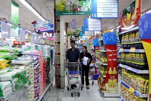 IPC de Vietnam crece 2,64 por ciento en primeros seis meses de ano hinh anh 1