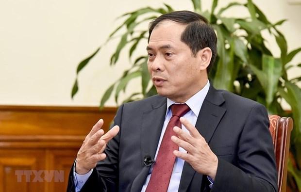 Elevaran nuevos acuerdos entre Vietnam y UE la asociacion estrategica bilateral hinh anh 1