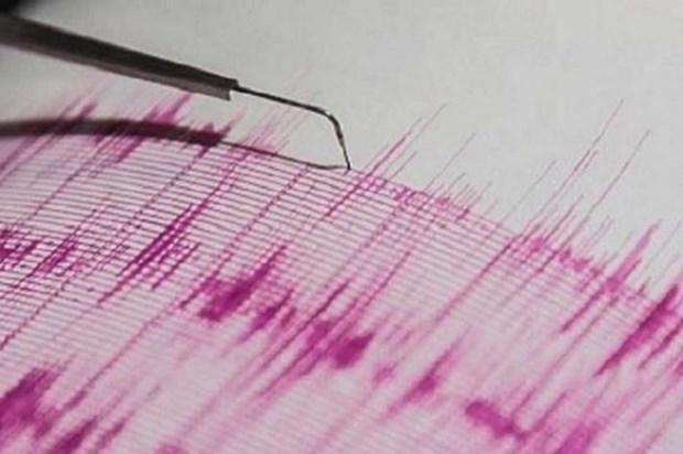 Temblor de magnitud 5,9 sacude Filipinas hinh anh 1
