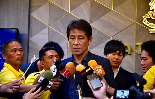 Futbol: Entrenador japones ayudara a Tailandia recuperar la corona en Sudeste de Asia hinh anh 1