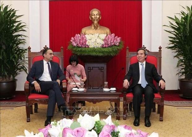 Vietnam destaca colaboracion de ADB hinh anh 1