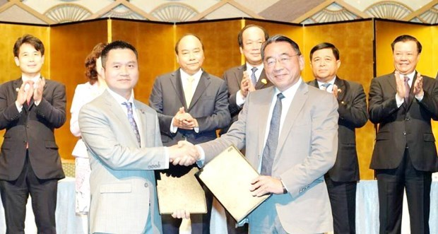 Impulsan Vietnam y Japon cooperacion en sector energetico hinh anh 1