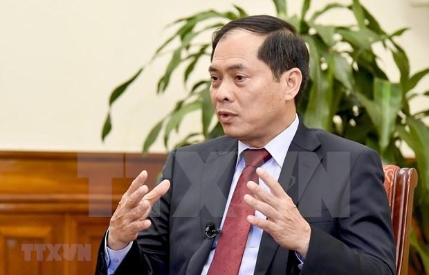 Destacan contribucion de Vietnam a Cumbre del G20 en Japon hinh anh 1