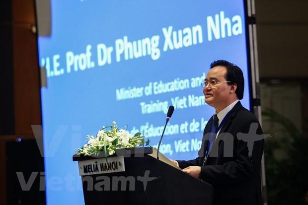 Efectuan en Vietnam Foro de la UNESCO sobre Educacion para el Desarrollo Sostenible hinh anh 1