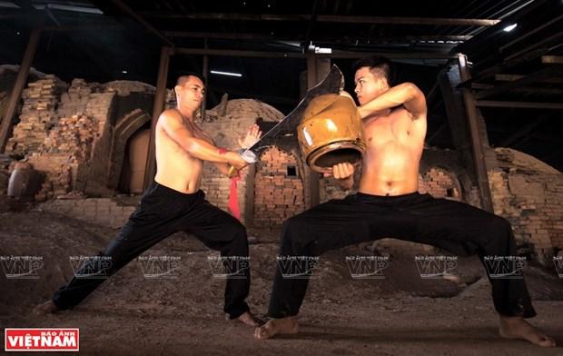 La quintaesencia de las artes marciales tradicionales de Vietnam hinh anh 4