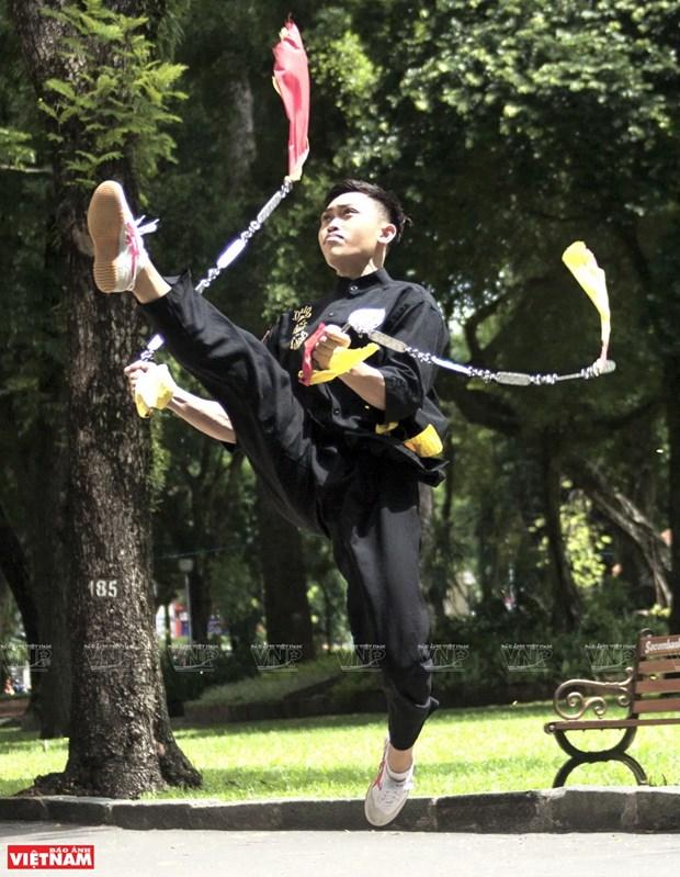La quintaesencia de las artes marciales tradicionales de Vietnam hinh anh 5