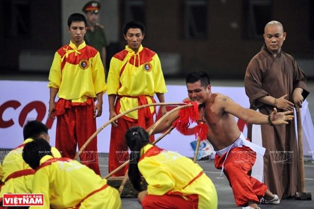 La quintaesencia de las artes marciales tradicionales de Vietnam hinh anh 6
