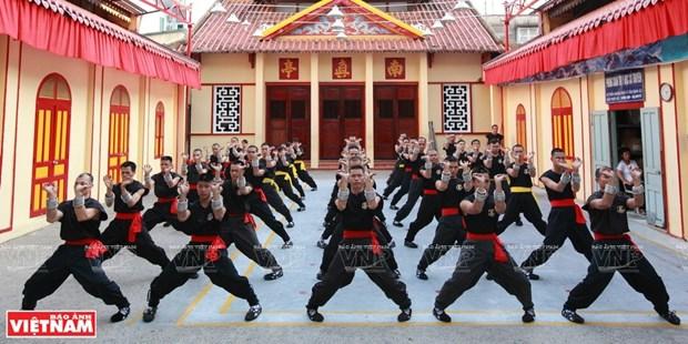 La quintaesencia de las artes marciales tradicionales de Vietnam hinh anh 7