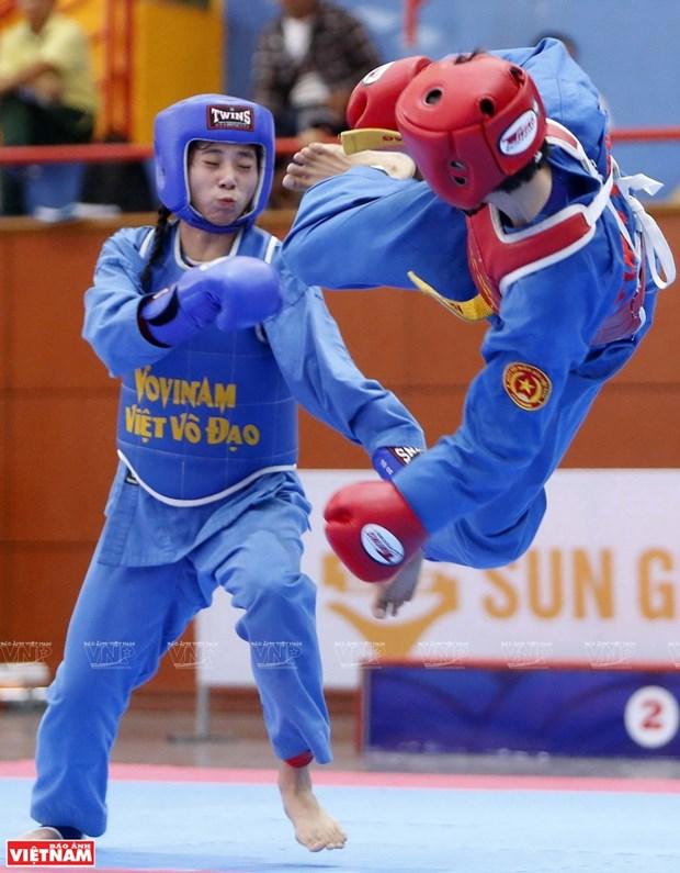 La quintaesencia de las artes marciales tradicionales de Vietnam hinh anh 8