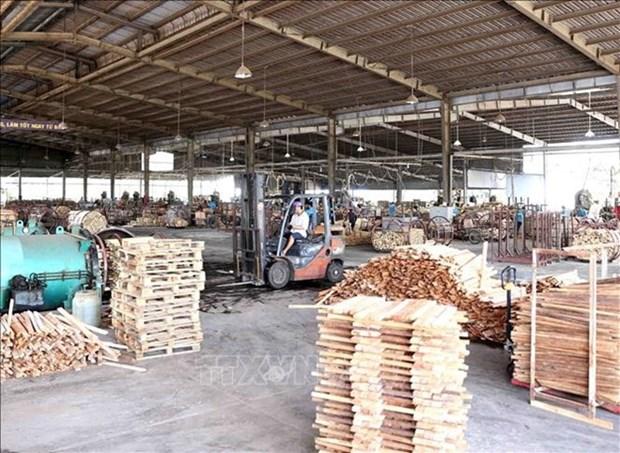 Promovera TLC con UE el desarrollo sostenible de industria maderera de Vietnam hinh anh 1