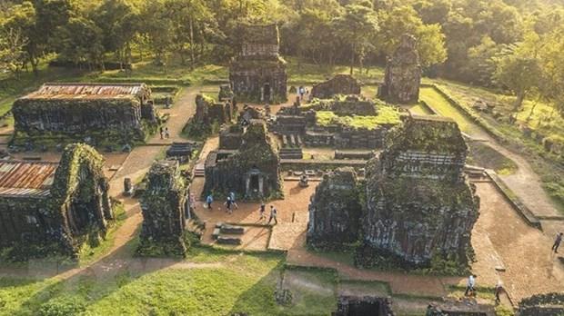 Cooperan expertos indios y rusos con Vietnam para conservacion del Santuario de My Son hinh anh 1