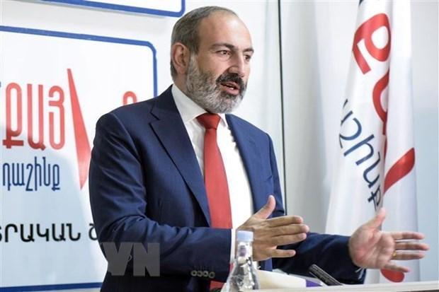 Impulsara visita del primer ministro de Armenia a Vietnam las relaciones bilaterales hinh anh 1