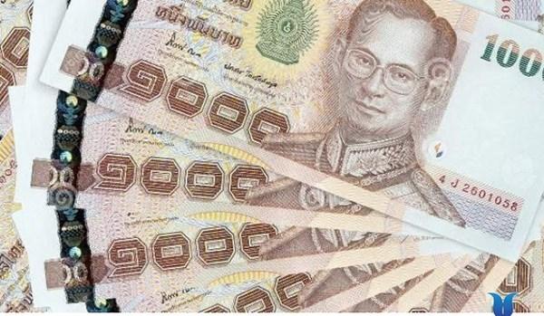 Reduce Tailandia emision de bonos a corto plazo por apreciacion de baht hinh anh 1