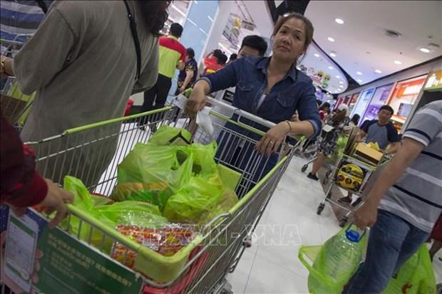 Prohibe Tailandia el uso de varios productos de plastico hinh anh 1