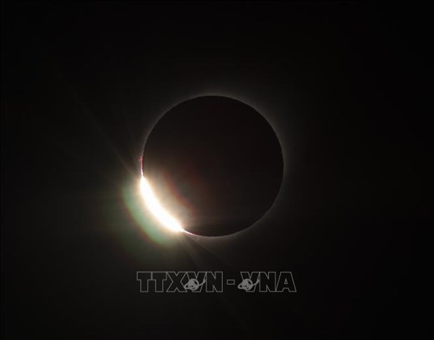 Amantes de la astronomia en Vietnam podran observar eclipse lunar la proxima semana hinh anh 1