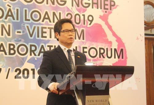 Valoran expertos alto potencial de cooperacion Vietnam- Taiwan hinh anh 1