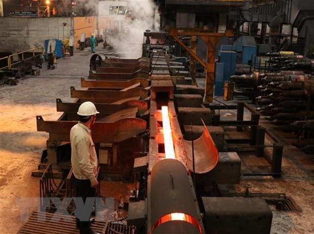 Espera industria del acero de Vietnam ampliar mercado mediante el TLC con la UE hinh anh 1