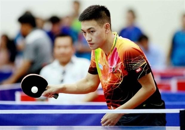 Celebran en Vietnam Torneo Internacional de Tenis de Mesa hinh anh 1