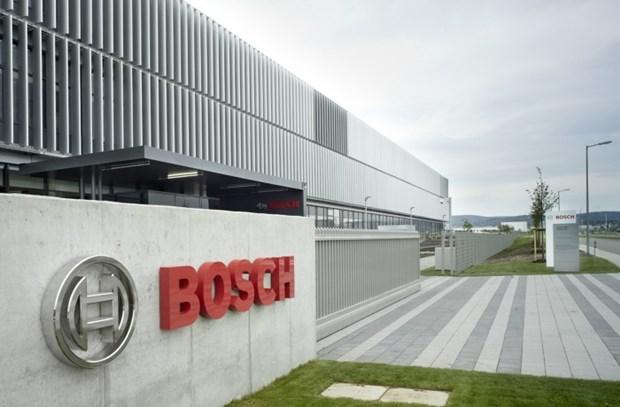 Conmemora empresa Bosch cinco anos de asistencia a investigaciones en Vietnam hinh anh 1