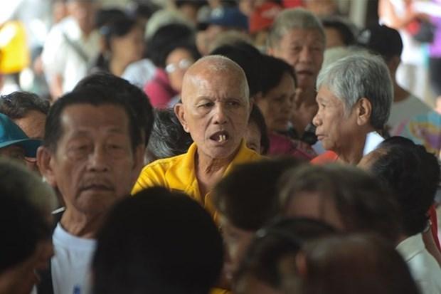 Enfrentara Filipinas envejecimiento de la poblacion hinh anh 1