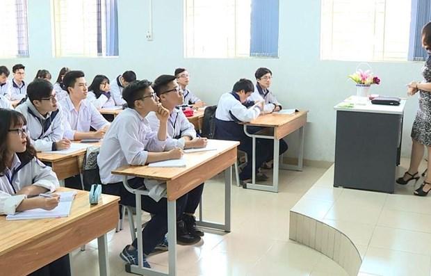 Apunta Vietnam a crear sistema educativo diversificado y de alta calidad hinh anh 1
