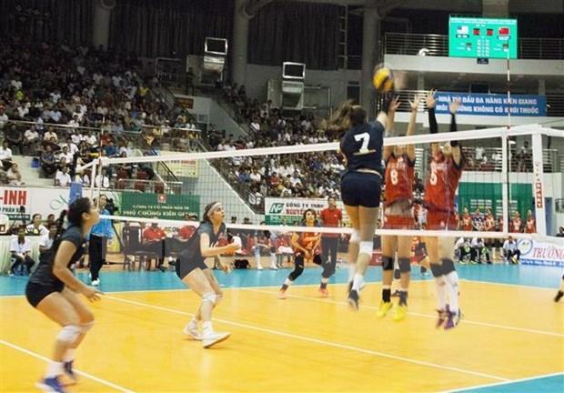 Efectuaran en Vietnam Campeonato Asiatico de Voleibol Femenino Sub-23 hinh anh 1