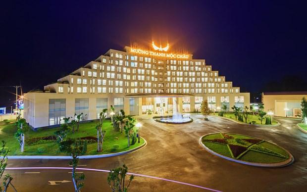 Nominan a grupo vietnamita Muong Thanh como marca lider de hoteles en Asia-2019 hinh anh 1