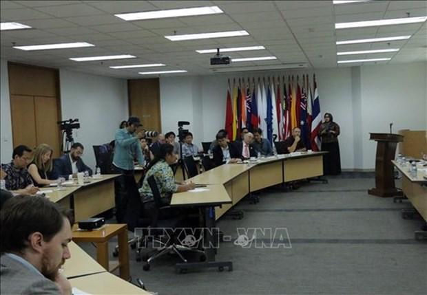 Destacan en Indonesia papel de ASEAN en region del Indo-Pacifico hinh anh 1