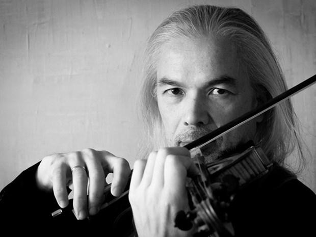 Violinista vietnamita-frances ofrecera concierto en Ciudad Ho Chi Minh hinh anh 1