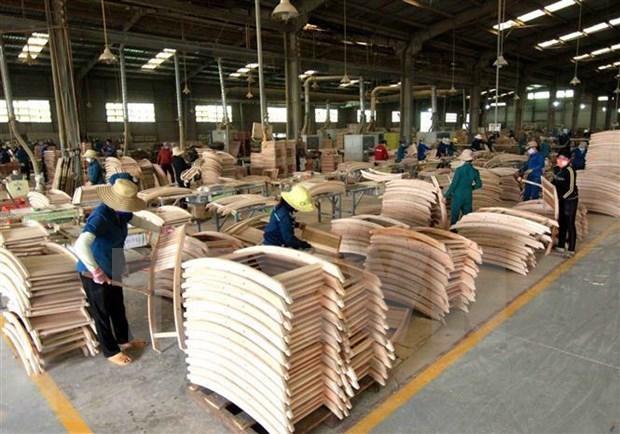 Se empena sector forestal de Vietnam en llegar a 11 mil millones de dolares por exportaciones hinh anh 1