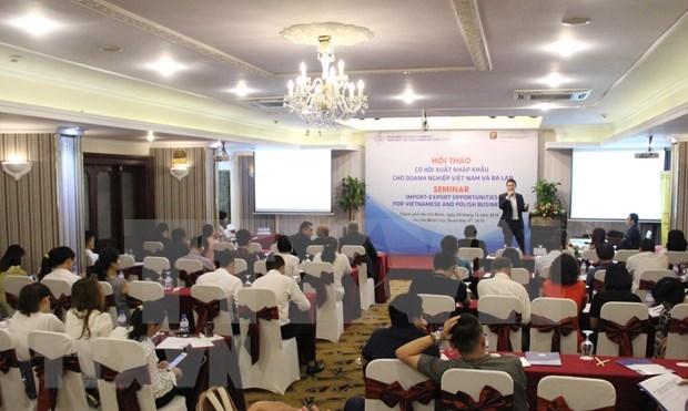 Promueven Vietnam y Polonia incremento en la inversion y el comercio hinh anh 1