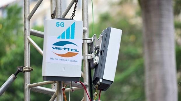 Tres proveedores de telecomunicaciones con licencia para probar 5G hinh anh 1