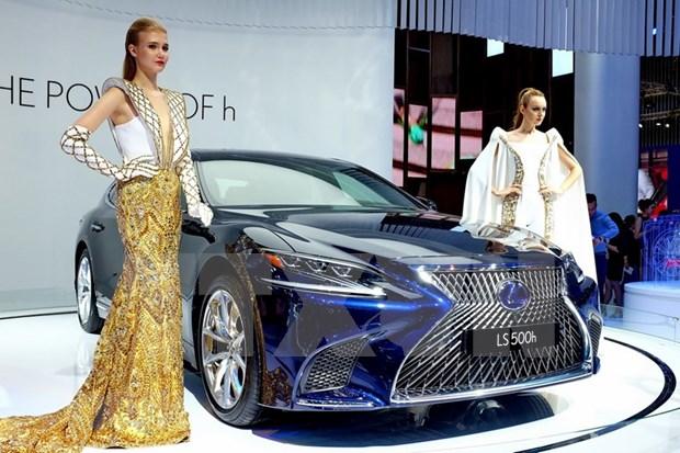 Celebraran en octubre proxima la mayor exposicion de autos en Vietnam hinh anh 1