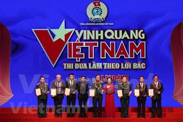Honran en Vietnam a figuras sobresalientes en seguimiento de las ensenanzas de Ho Chi Minh hinh anh 1