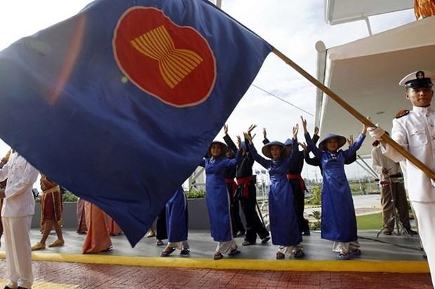 Planea Tailandia convertirse en centro del sistema ferroviario de la ASEAN hinh anh 1