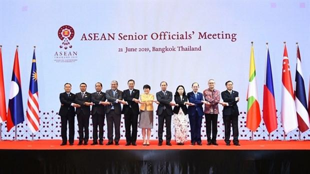 Asiste Vietnam a Conferencia de Ministros de Defensa de la ASEAN hinh anh 1