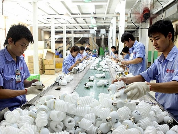 Alcanza Hanoi un crecimiento del 7,21 por ciento en el primer semestre de 2019 hinh anh 1