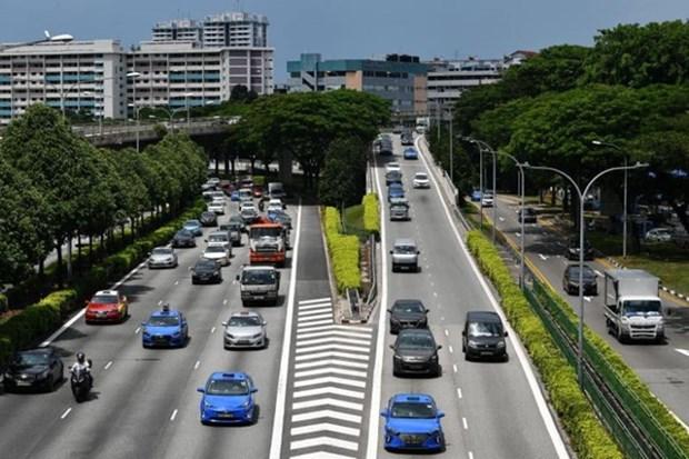 Aprueban en Singapur duras sanciones para infractores de transito hinh anh 1