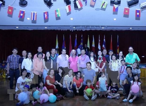 Celebran Dia de la Familia de la ASEAN en Naciones Unidas hinh anh 1