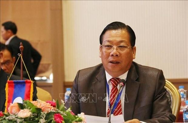 Fortalecen Vietnam y Laos cooperacion en lucha contra los delitos hinh anh 1